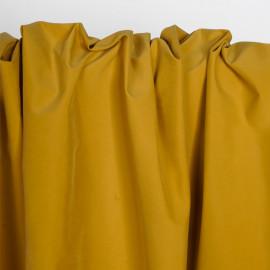 Tissu maillot de bain homme moutarde  | Pretty Mercerie | mercerie en ligne