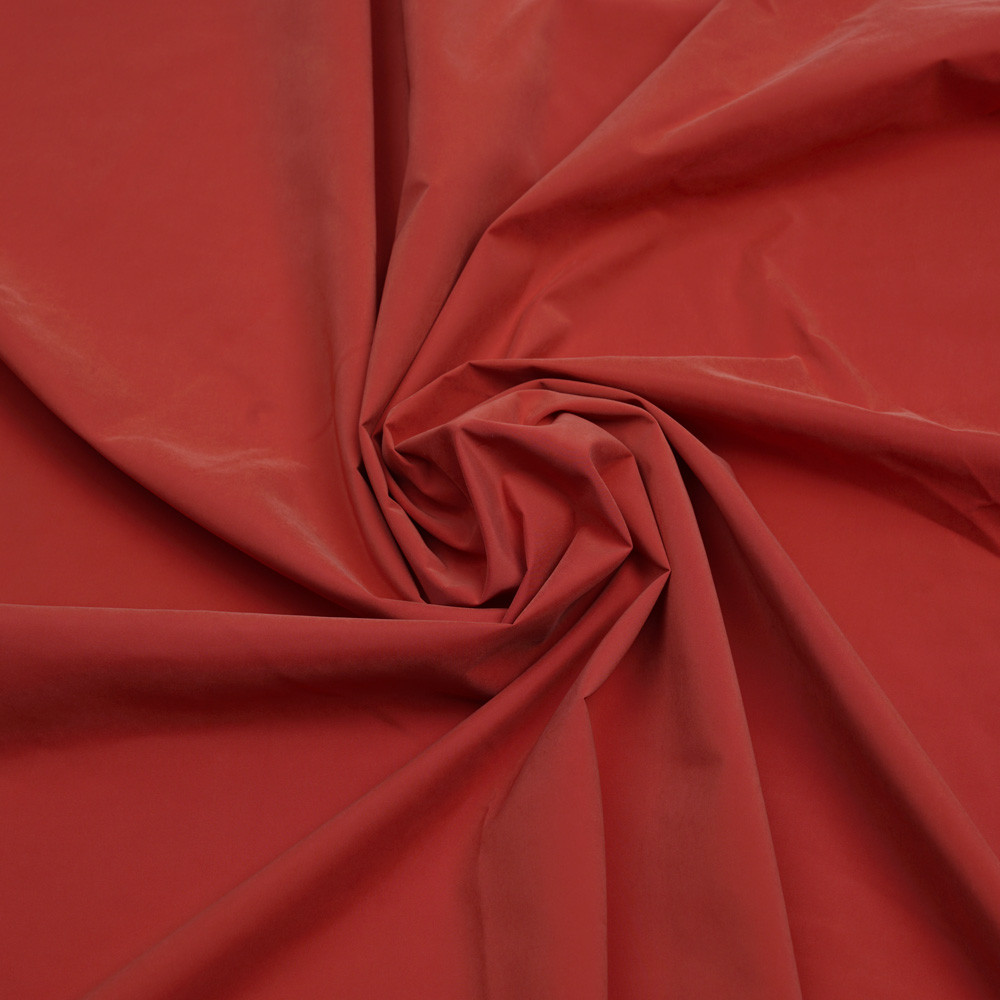 Tissu maillot de bain homme paprika  | Pretty Mercerie | mercerie en ligne