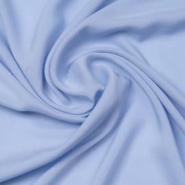 Tissu viscose uni bleu ciel | Pretty Mercerie | mercerie en ligne