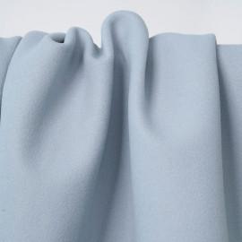 Tissu lainage baby blue   Pretty Mercerie   mercerie en ligne