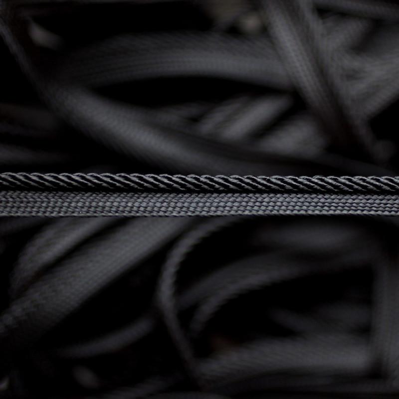 PASSEPOIL NOIR  - Pretty Mercerie - mercerie en ligne