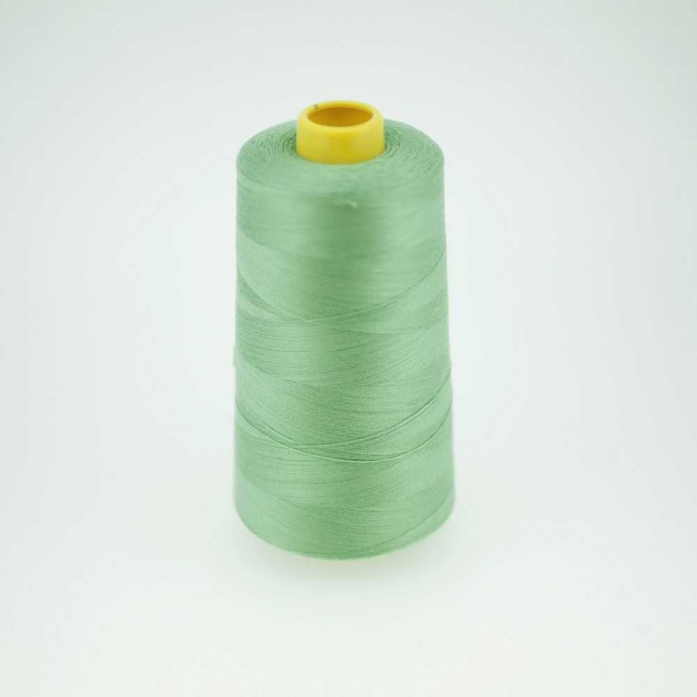 CÔNE FIL POLYESTER MINERAL GREEN