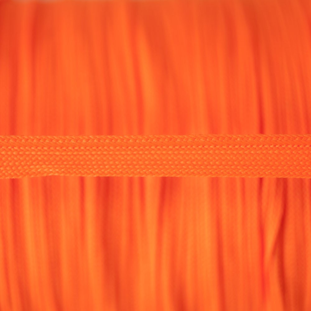 PASSEPOIL ORANGE FLUO  - Pretty Mercerie - mercerie en ligne