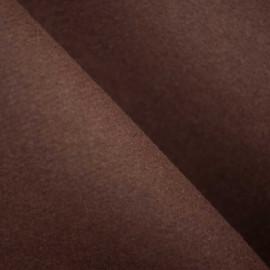 Drap de laine tabac x 10cm