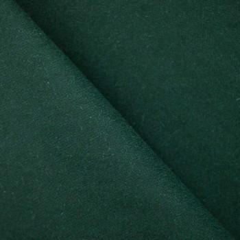 Drap de laine vert épinard x 10cm