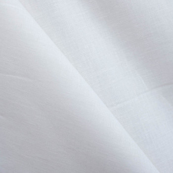 Doublure coton blanc x 10cm