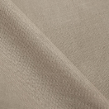 Doublure coton beige x 10cm