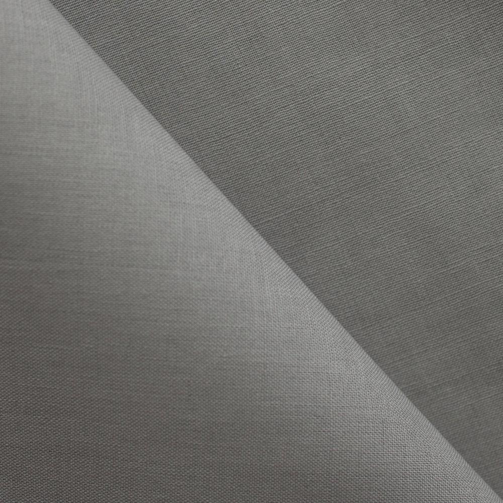 Doublure coton gris clair x 10cm
