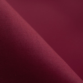 Doublure coton rouge fonce - pretty mercerie - mercerie en ligne