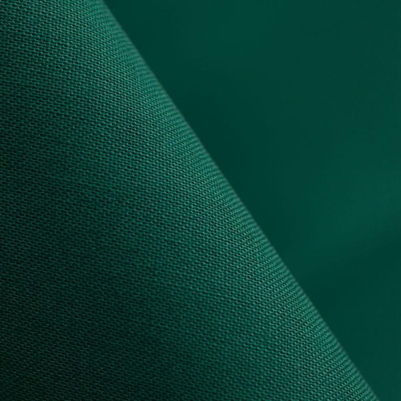 Dark green cotton lining x 10 cm