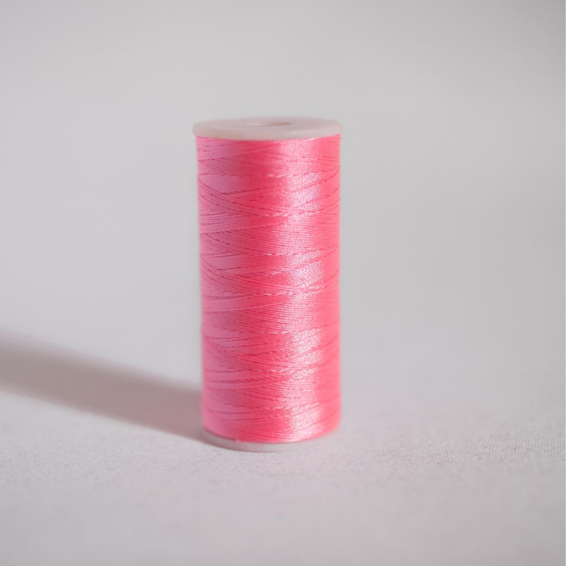 FIL POLYESTER PINK CARNATION HAUTE RESISTANCE