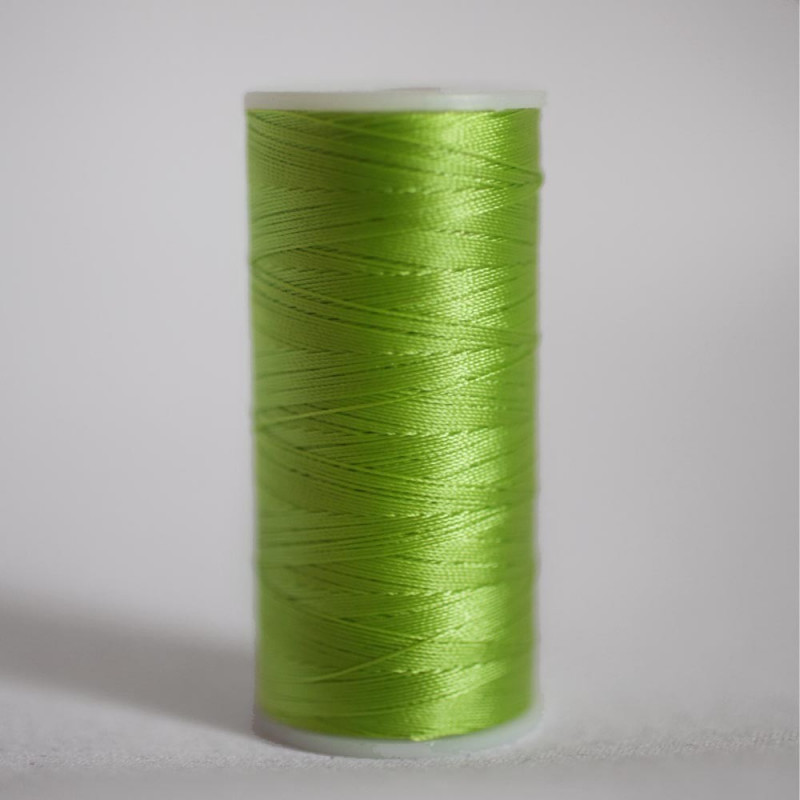 FIL POLYESTER LIME PUNCH  HAUTE RESISTANCE