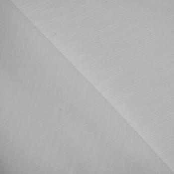 Tissu sweat chiné blanc cassé x 10cm