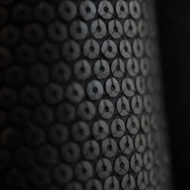 TISSU SEQUIN NOIR x 10cm