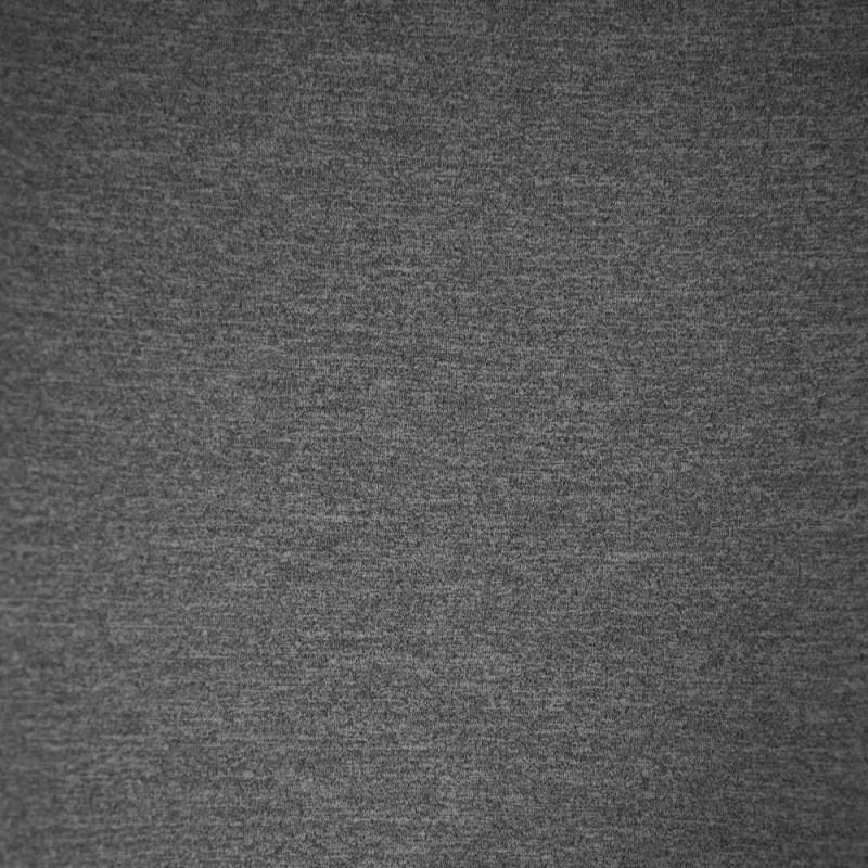 TISSU NEOPRENE ALVEOLE LEGER DOUBLE FACE GRIS CHINE & BLANC X 10 CM