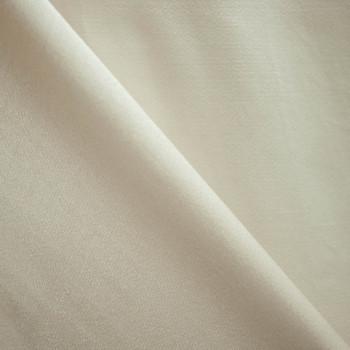 TISSU VISCOSE WHITE SWAN SATINE X 10 CM
