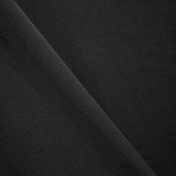 TISSU VISCOSE BLACK SATINE X 10 CM