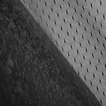 Tissu dentelle noir x 10cm