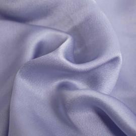 Tissu tri-acétate mauve satiné au mètre - tissu en ligne - Pretty Mercerie