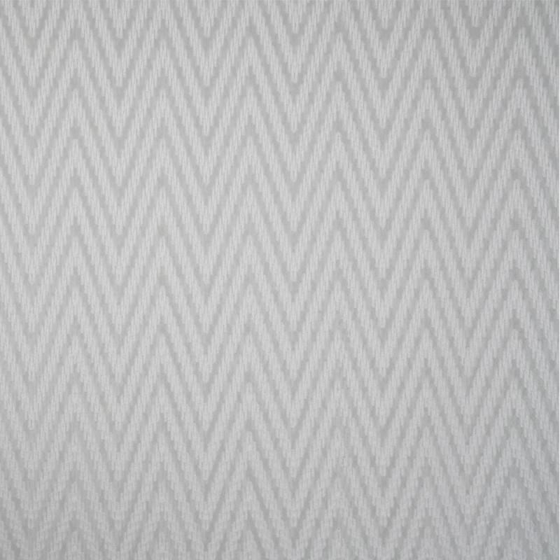 Tissu polyester Tissé et ajouré blanc x 10cm