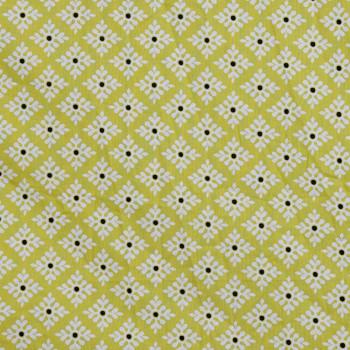 TISSU COTON IMPRIMÉ BAROQUE FLOWER X 10 CM  Pretty Mercerie - Tissus pas cher - Mercerie en ligne