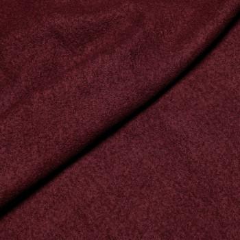 Tissu Lainage bouillie rouge tibétain x 10cm  Pretty Mercerie - Tissus pas cher - Mercerie en ligne