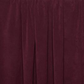 Tissu piqué de polyester rhododendron x 10cm Pretty Mercerie - Tissus pas cher - Mercerie en ligne
