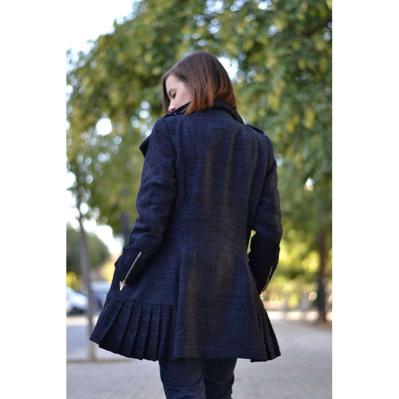 Manteau Quart - Patron de couture - pretty mercerie
