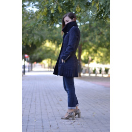 Manteau Quart - Patron de couture - pretty mercerie