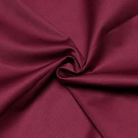 Tissu gabardine beaujolais x 10cm