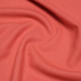 TISSU LAINAGE LEGER & TENCEL CORAIL  x 10 CM pretty mercerie - mercerie en ligne