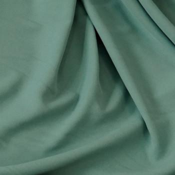 Tissu viscose herringbone vert pastel x 10cm - pretty mercerie - mercerie en ligne - tissu couture - mercerie pas cher- pretty m