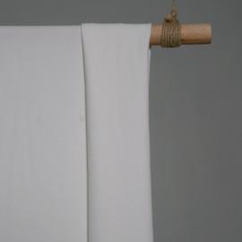 Tissu viscose herringbone blanc x 10cm - pretty mercerie - mercerie en ligne - tissu couture - mercerie pas cher