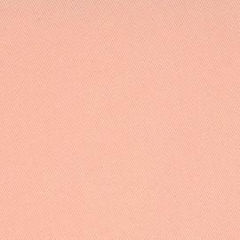 achat Tissu gabardine rose corail pastel - pretty mercerie - mercerie en ligne
