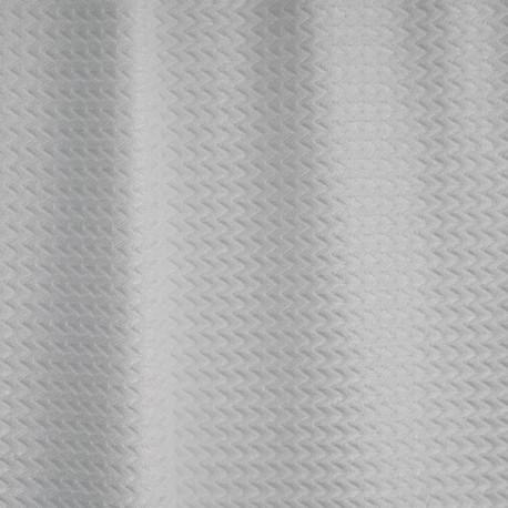 TISSU COTON IMPRIMÉ ANCRE BLEU & BLANC X 10CM