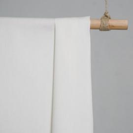 achat Tissu popeline de coton blanc - pretty mercerie - mercerie en ligne