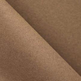 Drap de laine muscade x 10cm