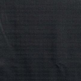 achat Tissu tailleur carreaux bleu nuit & noir - pretty mercerie - mercerie en ligne