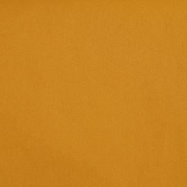 achat Tissu denim chino moutarde  - pretty mercerie - mercerie en ligne