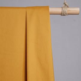 achat Tissu chino ocre - pretty mercerie - mercerie en ligne