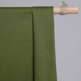 achat Tissu chino vert cactus - pretty mercerie - mercerie en ligne