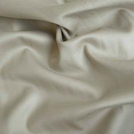 achat tissu tencel serge beige - pretty mercerie - mercerie en ligne