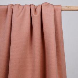 achat issu laine et angora terra cotta - pretty mercerie - mercerie en ligne