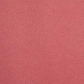 achat tissu sweat rose cranberry  - pretty mercerie - mercerie en ligne