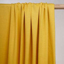 achat tissu maille jersey coton lyocell et soie mimosa - pretty mercerie - mercerie en ligne