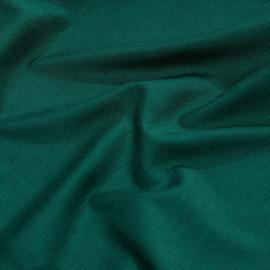 Tissu jersey bambou vert everglade x 10cm