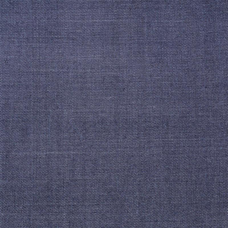 Tissu tencel effet denim bleu gris - pretty mercerie - mercerie en ligne