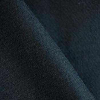 Drap de laine noir