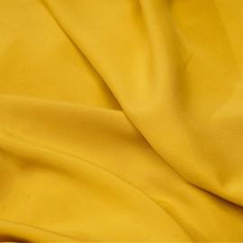 Tissu tencel sergé mimosa x 10cm