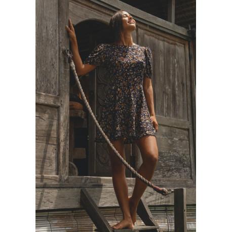 patron Robe Negara - patron de couture - pretty patron - pretty mercerie - mercerie en ligne